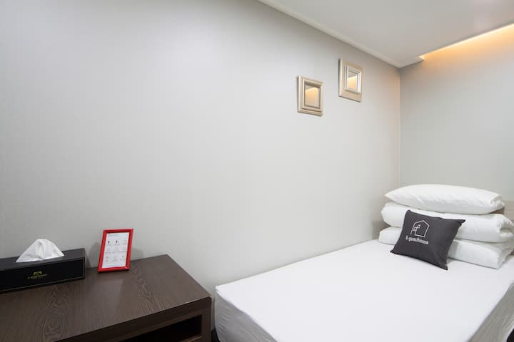 K-Grand Hostel Gangnam 1 - Economy Single