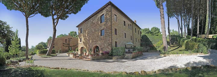 Childfriendly Tuscany | Apartment with large pool