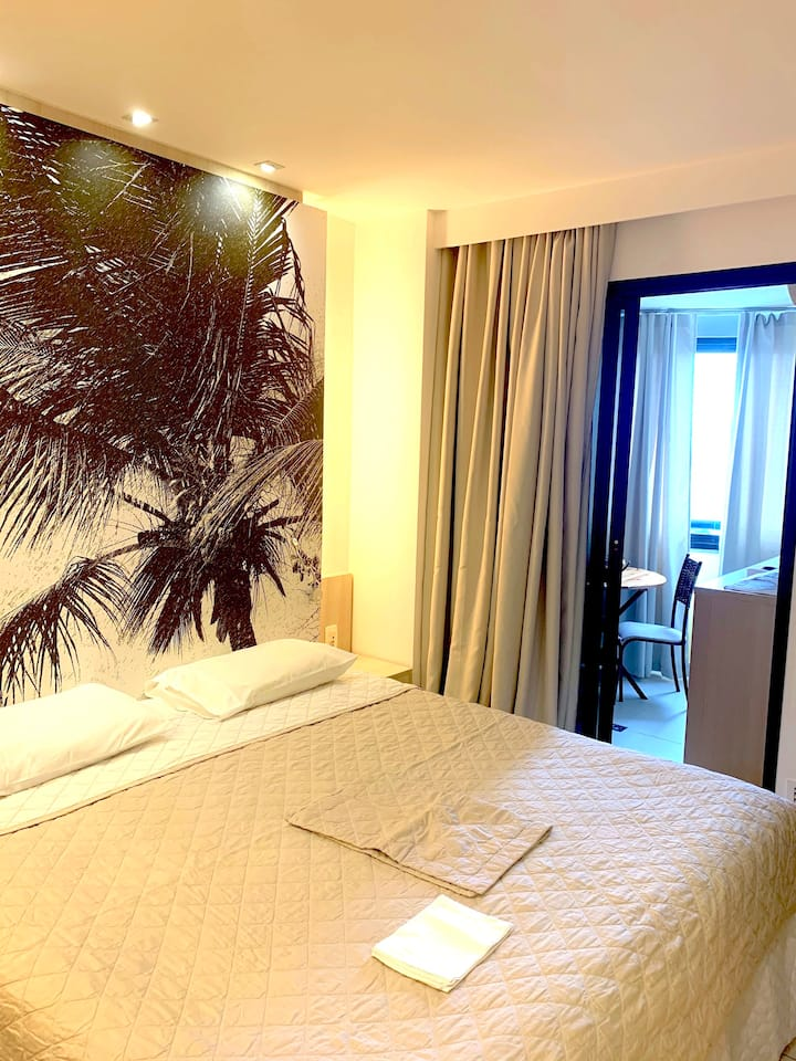 Apart-hotel cozy and fully equipped