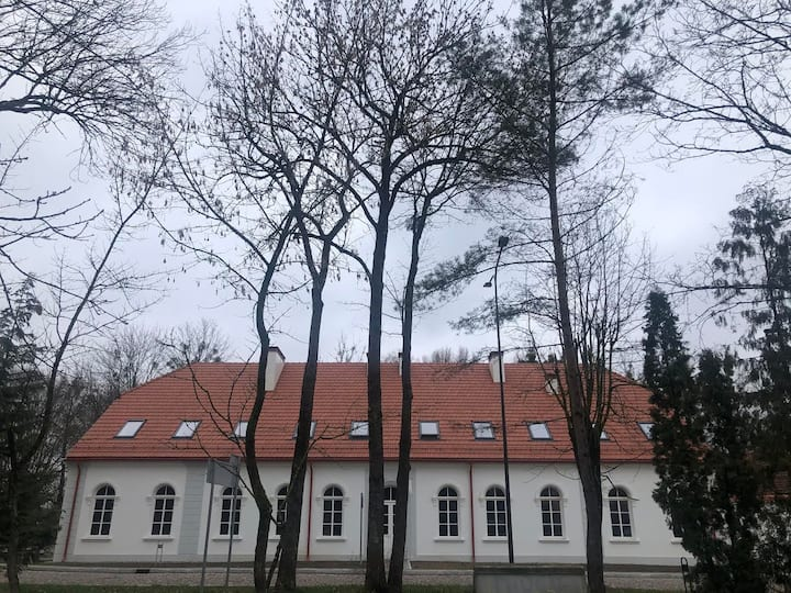 Botanical Manor Apartment