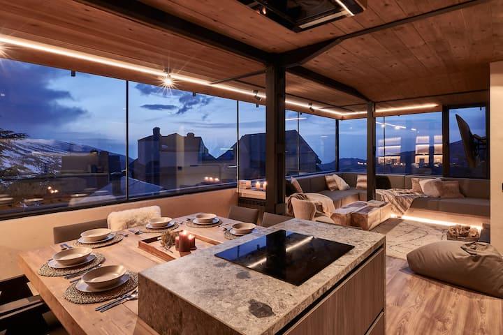 La mejor casa de la Sierra - Apartamento de lujo
