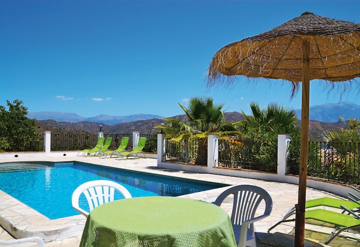 Lovely Villa in Rural Andalucia  Pool  Aircon WLAN