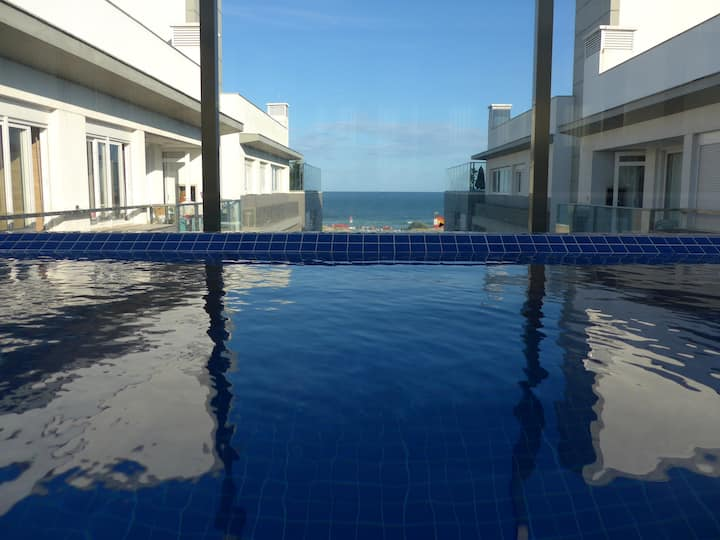 SEA FRONT Novo Campeche - Swimming pool - Beach