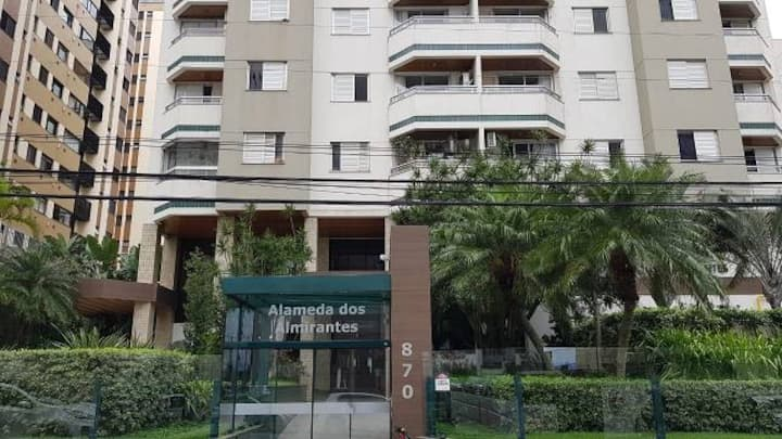 Apartamento em Florianópolis , Baia Norte
