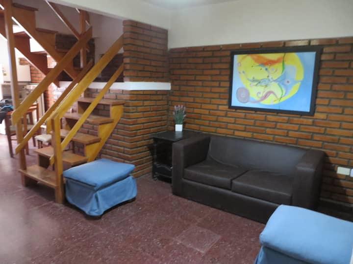 Duplex en San Bernardo a dos cuadras de la playa