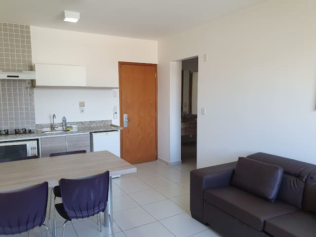 Flat Caldas Novas - Riviera Park 449