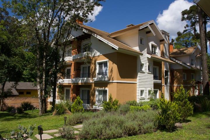 Apartamento  1 Quarto Canela  - RS