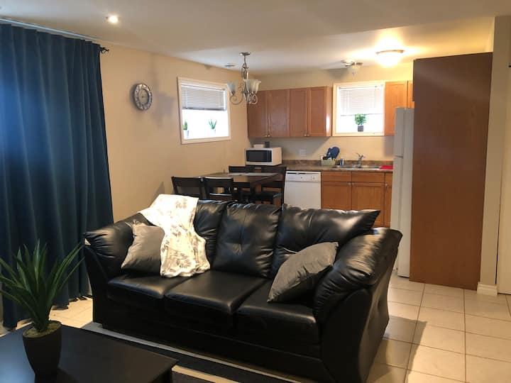 (a) Executive 2 Bedroom Unit in Sudbury South End