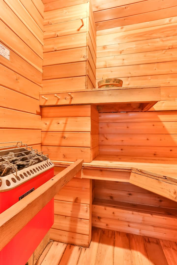 Renovated Modern Home Sauna 6 Mins to Hunter MT