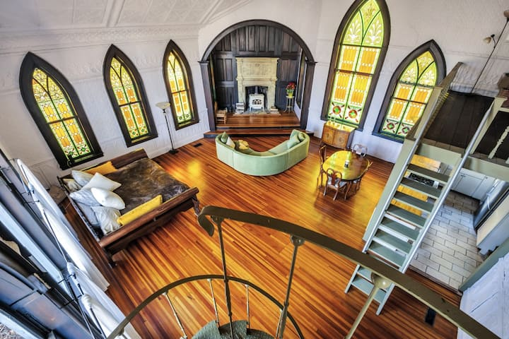 Escape to Stunning Former Church