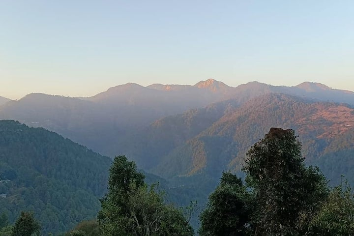 Kumaon Estate: A Room with a View