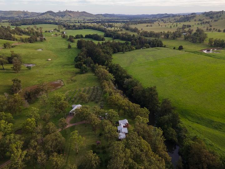 Dungog Farmstay retreat - Kingaley