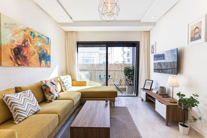 NEW STYLISH APARTMENT 5'  WALK FROM THE SEA #14