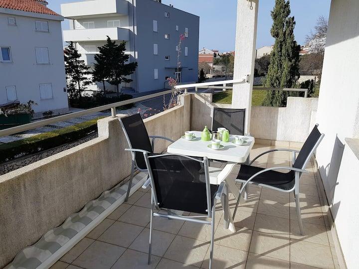 Apartment Harmony 2 with balcony