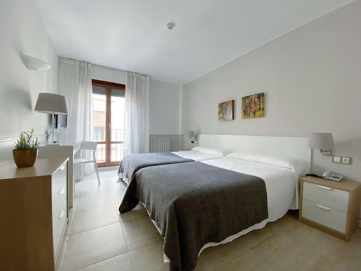 Habitación Doble en el casco histórico de Zaragoza