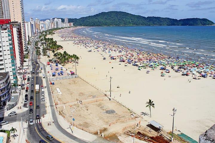 Excelente Apartamento - Vila tupi - Praia Grande