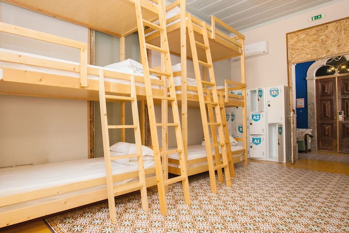 1 Bed in a mixed dormitory room