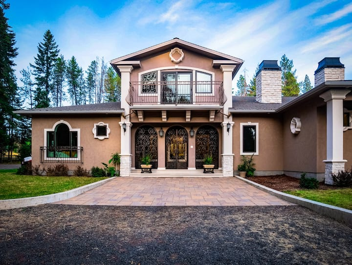 *Private*Luxury*Mountain Getaway-Elk Springs Villa
