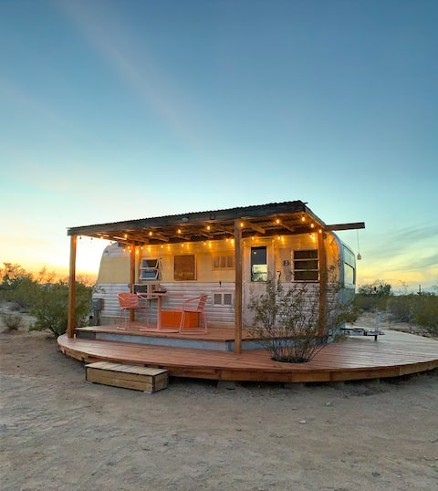 Groovy Glamping In The Sonoran Desert