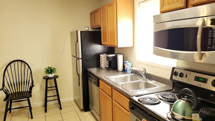Full Apartment 2beds 2baths fully equipped