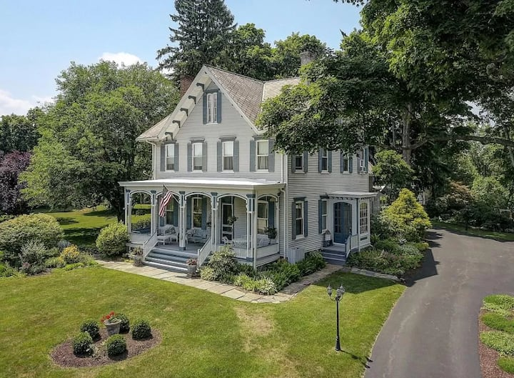 Harmony House -  A Luxury Retreat Back in Time
