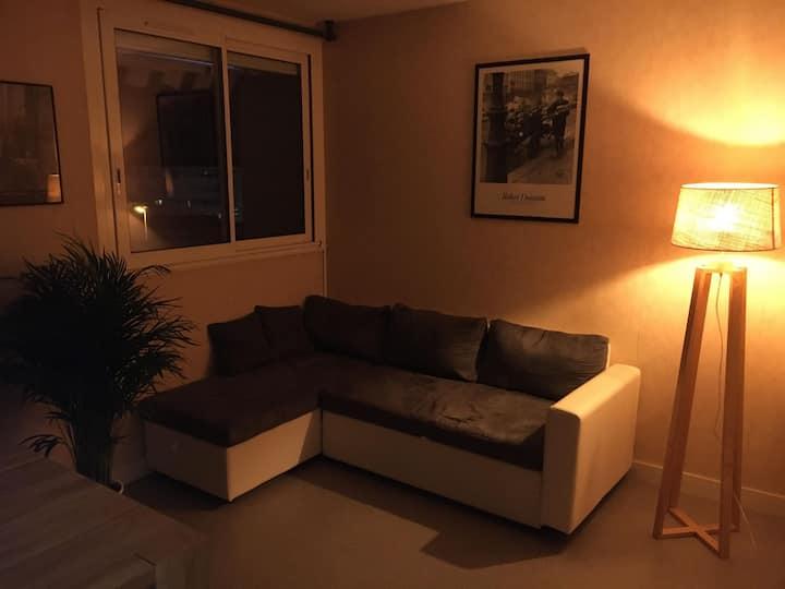 Appartement lumineux et spacieux Cholet