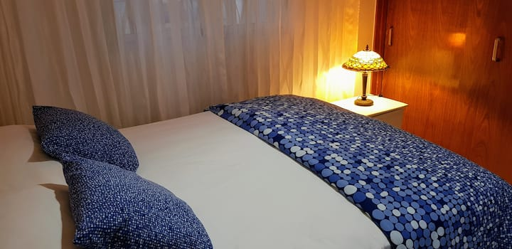 Comfortable Private Room and Bathroom in Naco