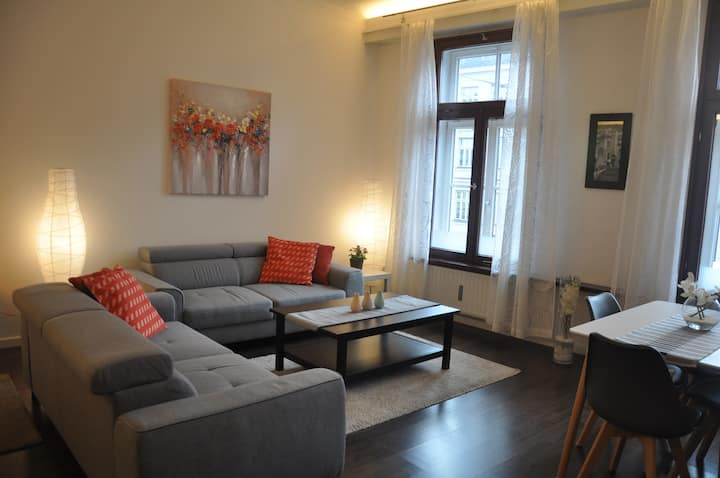 Appartement im Herzen der Flaniermeile in Augsburg