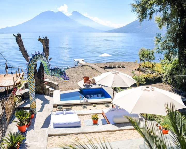 El Dragon Hotel - On the shores of Lake Atitlan 15