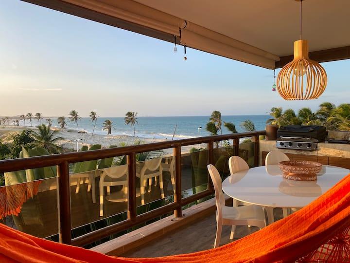 Apartamento Super Novo Cumbuco- Ocean View Wai Wai