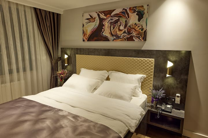 The Bold Hotel Double Room Standart 4