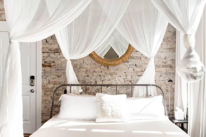 Chill at Bali-Inspired Bohemian Loft