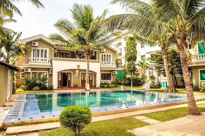 HomePlus Emerald 3BHK Luxury Villa Arpora
