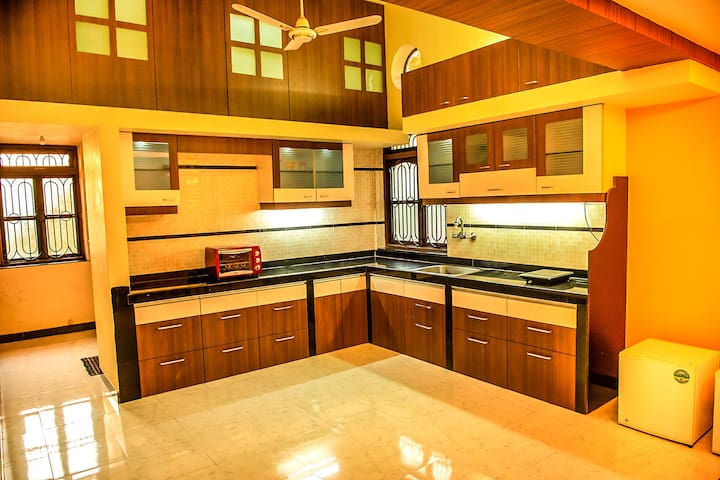 HomePlus Amber 2BHK  Exotic Apartment Calangute