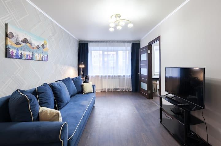 Квартира на Бундурина 34а