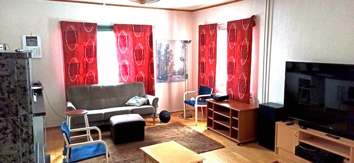 Best location stay in Kokkola
