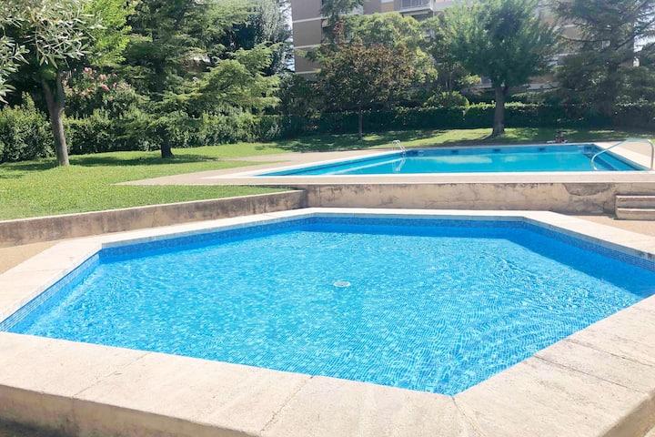 Magnifique T3 de 64m²+ terrasse/parking/piscine