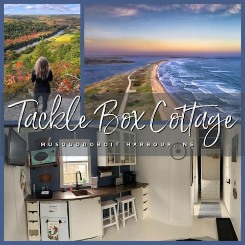 Tackle Box Cottage at Harbour Retreat
