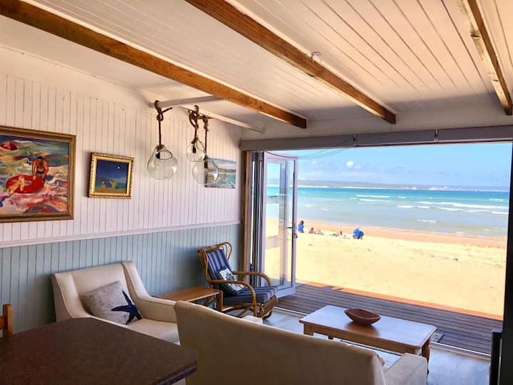 Oppie-Strand: Best spot on the beach