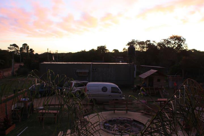 Habitaciónes para 4, Punta Rubia, La Pedrera