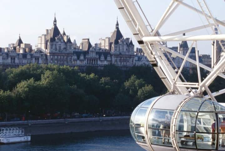 London Eye Apartment 2 (Heart of Central London)