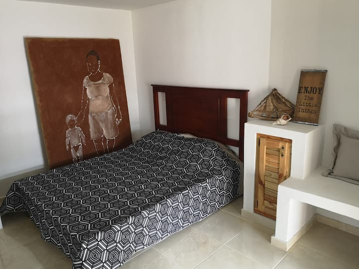 Cozy Studio Apt. near LaBoca, East Cabarete