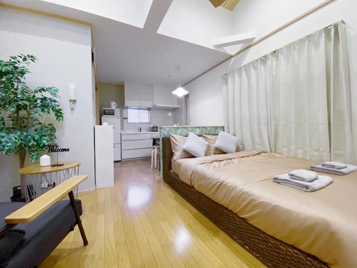 nestay villa tokyo takanawa