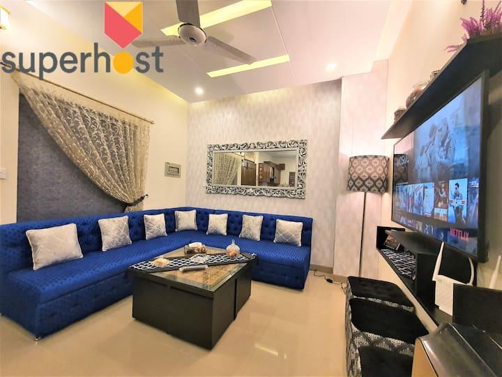 Grandeur Prestigious stay close to Giga mall ECO