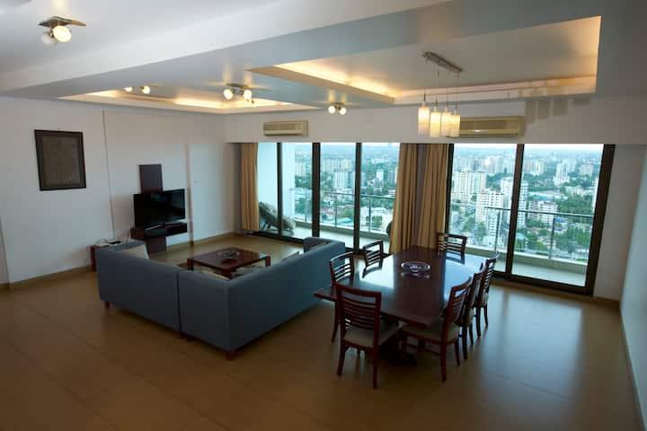 A cozy Penthouse in City Centre