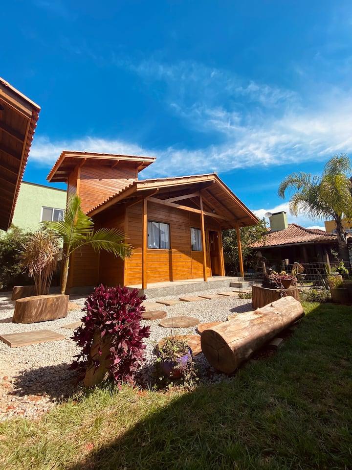 Casa Sol e Yoga a 750m da praia RioTavaresCampeche