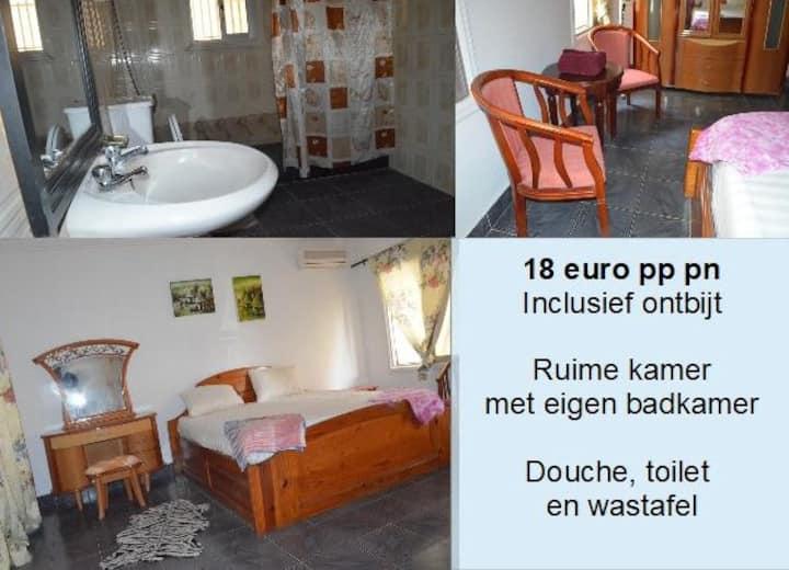 5 Heerlijk ontspannen in gastvrij Guesthouse Kotu.