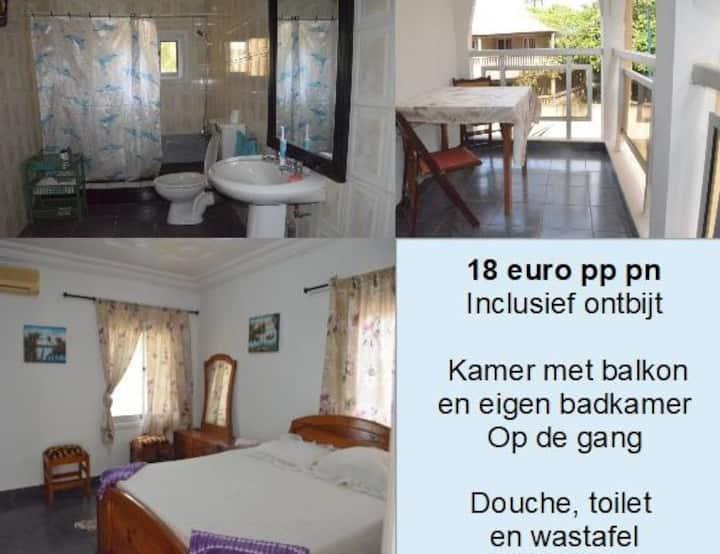Heerlijk ontspannen in gastvrij Guesthouse Kotu. 4