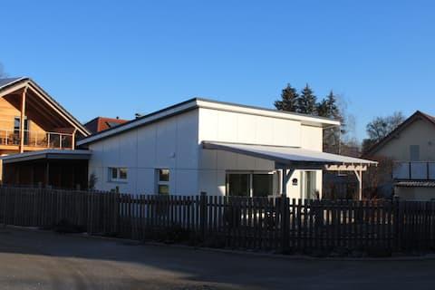 Neuer Bungalow/Ferienhaus auf der Ostalb