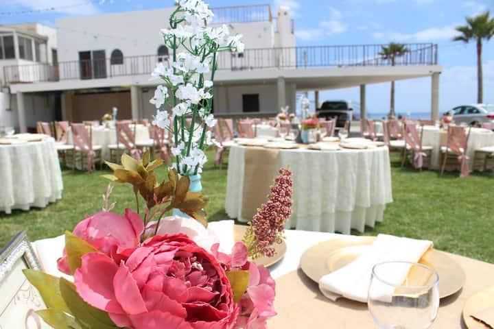 Oceanfront Resort Weddings & Events Pool & Jacuzzi